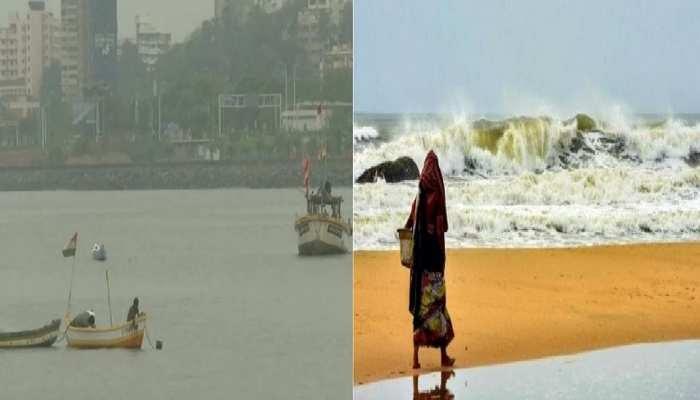 निसर्ग तूफान की तेज रफ्तार से खतरा बढ़ा, महाराष्ट्र और गुजरात में अलर्ट